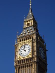 clock big ben