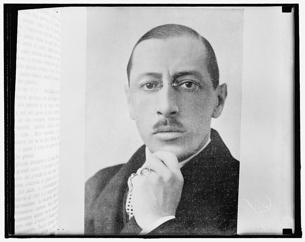 the stravinsky essay The twentieth century igor stravinsky born: oranienbaum, near st petersburg, june 17, 1882 died: new york, april 6, 1971 while pursuing law studies in 1902, stravinsky met nicolai rimsky-korsakov, who advised the young man to study music.