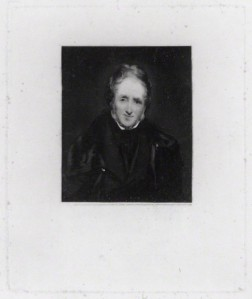 NPG D20848; George Field by David Lucas, after  Richard Rothwell