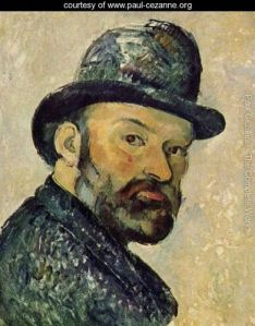 cezanne Self-portrait-1887