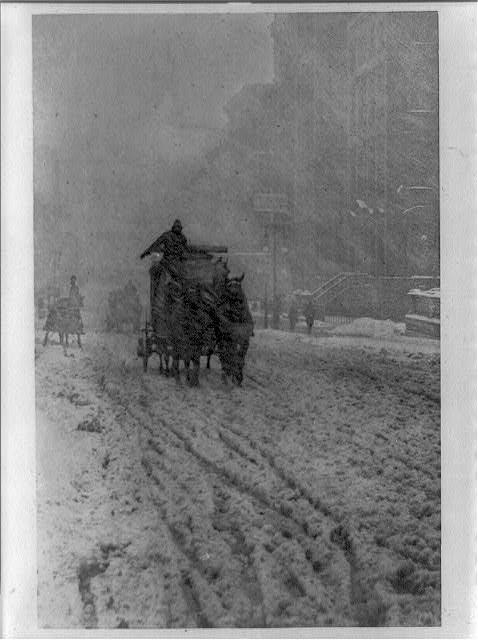 Winter - Fifth Avenue