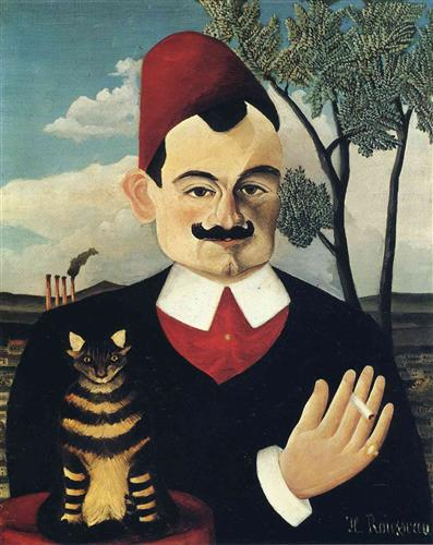Rousseau portrait-of-pierre-loti
