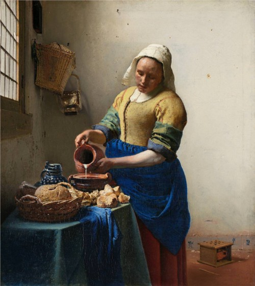 Veneer the-milkmaid
