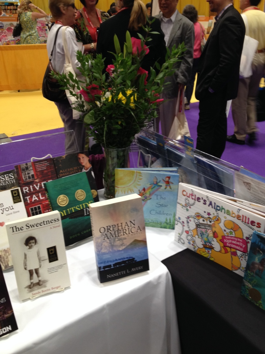 BookExpo foreword Booth