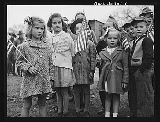 Memorial Day 1940s